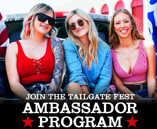 join the ambassador program